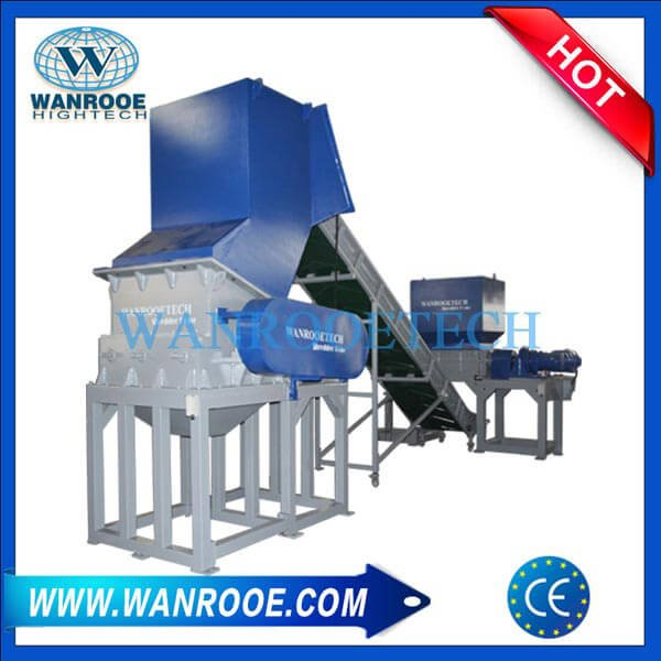 Waste Home Appliance Shredder Machine