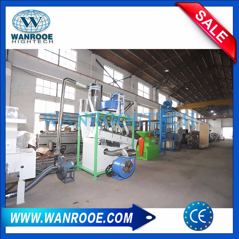 Fuel Gas Pipe Crusher And Fiber Separating Machine