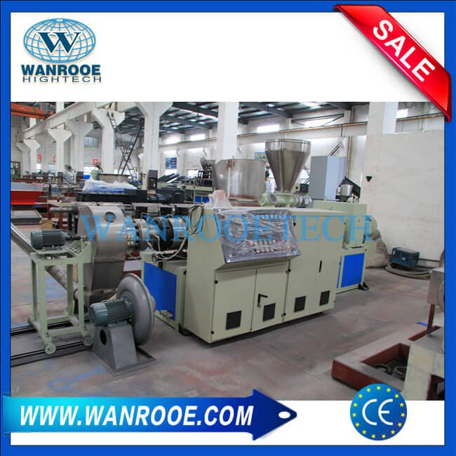 PVC Granulator Machine