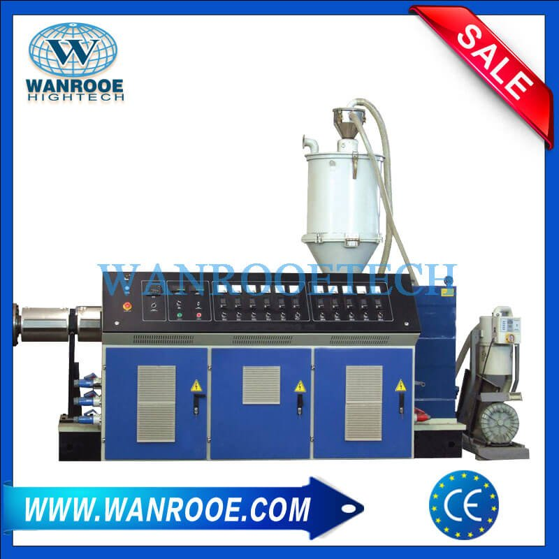 Steel Pipe Plastic Coating Extrusion Machine
