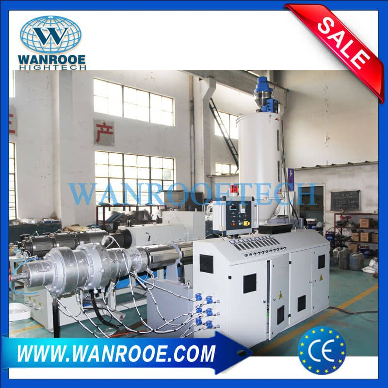 PPR Pipe Extrusion Machine