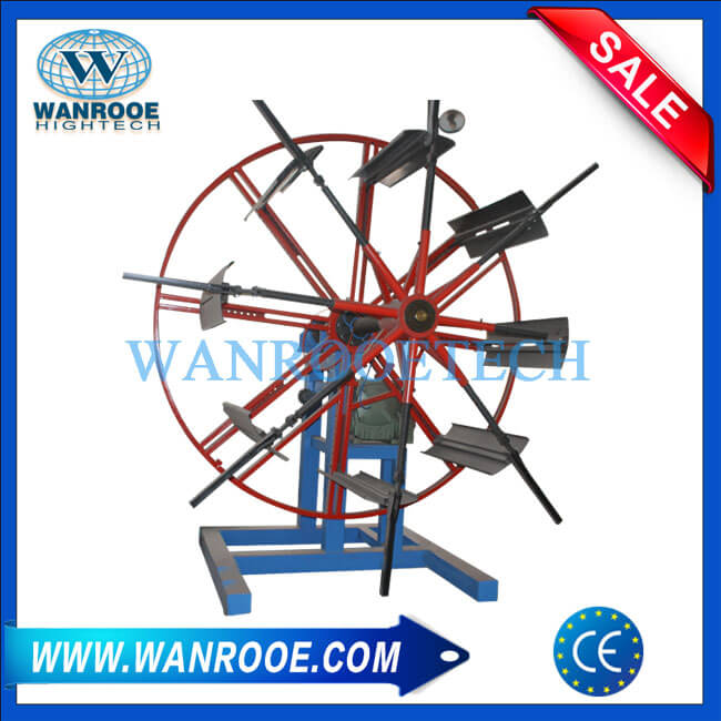 PPR Pipe Winder