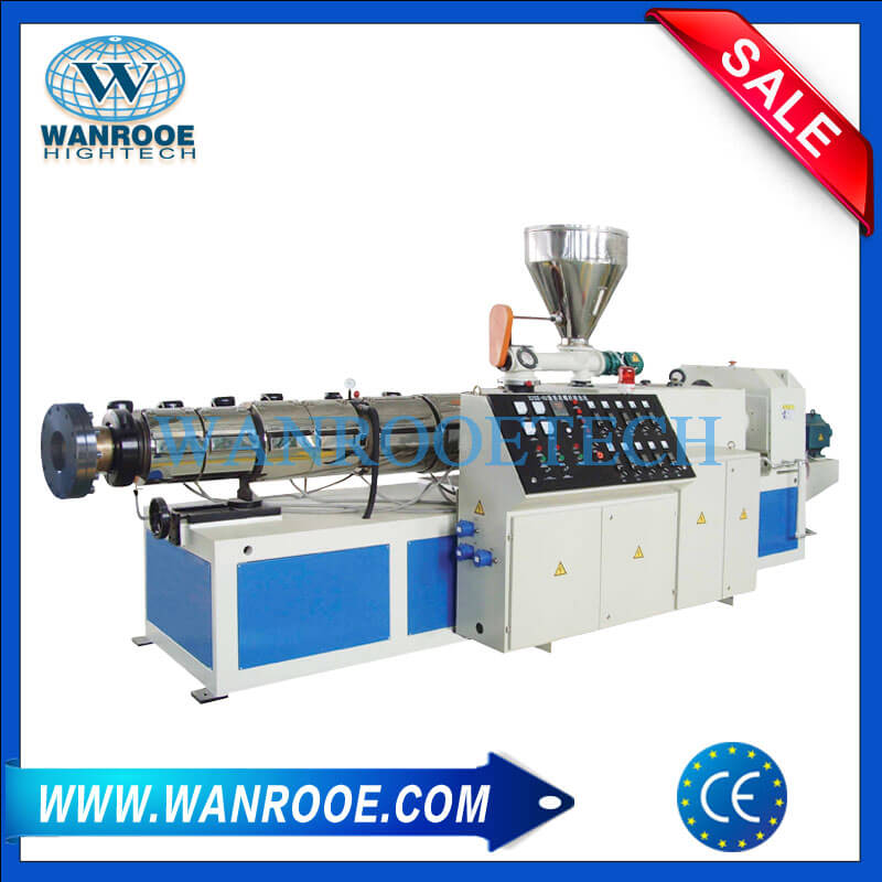 PVC Pelletizing Granulating Machine