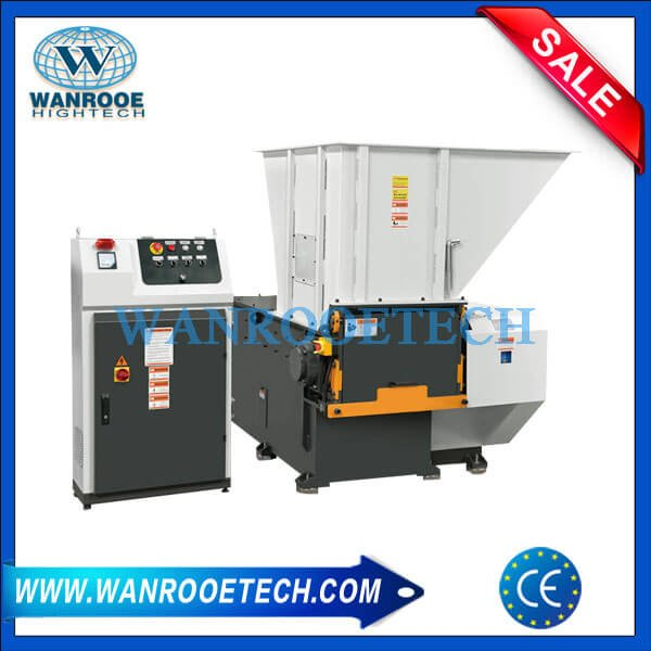 Wood Pallet Shredder Wood Single Shaft Shredder Machine