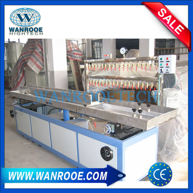 PVC Skirting Profile Production Line